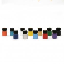 Комплект боя за текстил DECOLA Невская палитра 12 цвята x 20 мл