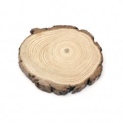 Шайба дървена 90~100x10 мм -1 брой