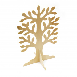 Decoration tree 215x295 mm stand