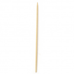 Бамбукови пръчки 345x4 мм ~45 броя