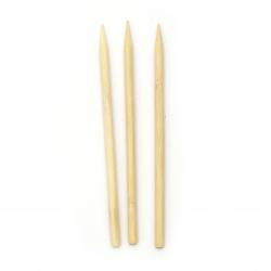 Дървена пръчка 140x5 мм -20 броя