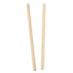 Дървени пръчки 300x9.5 мм -4 броя