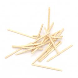 Дървени клечки 50 мм -1000 броя