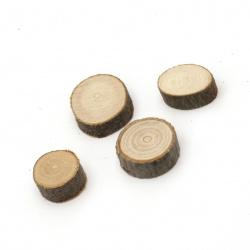 Mașină de spălat lemn 10 ~ 15x7 mm -20 grame