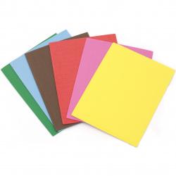 FOLIA μωσαϊκό, αφρώδες υλικό EVA / 6 χρώματα -1596 τεμάχια