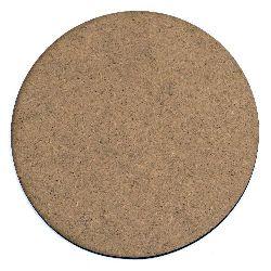 Κύκλος καφέ MDF για διακόσμηση 175x2 mm
