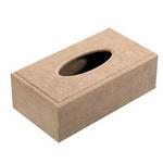 Кутия MDF за салфетки 24x13x8 см
