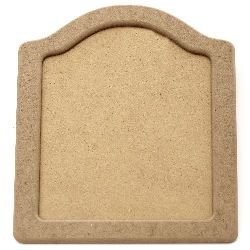 Base for icon №1/3 MDF size 27x35 cm size without frame 21x28 cm