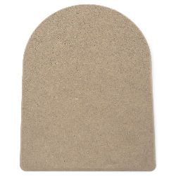 MDF panel (for icon) size 22x30x6 cm