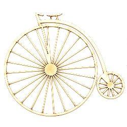 Chipboard wheel 90x100x1 mm