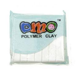 Полимерна глина бяла - 50 грама