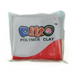 Roșu de argilă polimerică - 50 de grame