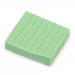 DMO Polymer Clay Light Green, 50 g
