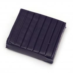 Полимерна глина индиго - 50 грама