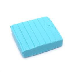 Полимерна глина синя- 50 грама