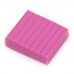Argila polimer roz închis - 50 grame