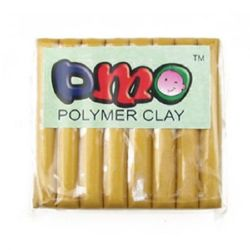 Polymer Clay Metallic Effect Gold, DMO 50g