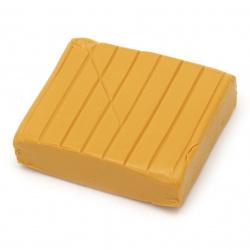 Argila polimer galben închis - 50 grame