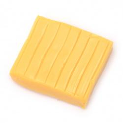 Argila polimer portocaliu- 50 grame