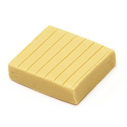 Soft Polymer Clay Banana Color, 50g