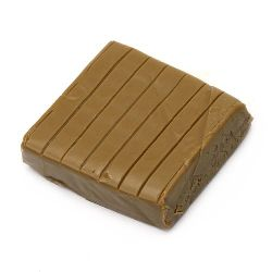 Soft Polymer Clay Brown, 50g