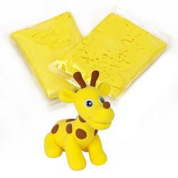 Culoare model auto-uscare galben deschis-14 ~ 15 grame