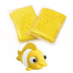 Самосъхнещ моделин цвят жълт -14~15 грама