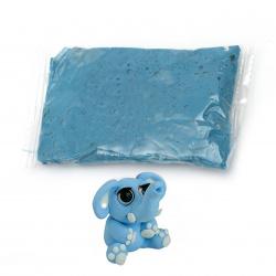Самосъхнещ моделин цвят син -14±15 грама