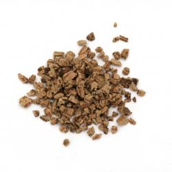 Чипс корк за декорация 5-10 мм 600 мл ~70 грама