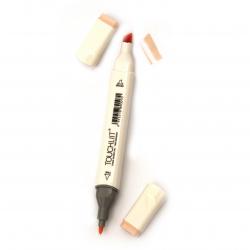 Двувърх маркер с алкохолно мастило за рисуване и дизайн 29 -1 брой