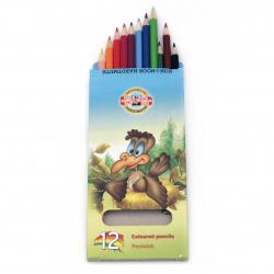 Color pencils KOH-I-NOOR - 12 colors
