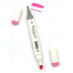 Двувърх маркер с алкохолно мастило за рисуване и дизайн 06 -1 брой