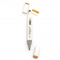 Двувърх маркер с алкохолно мастило за рисуване и дизайн 31 -1 брой