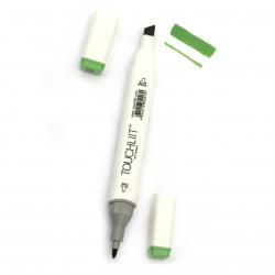 Marcator dublu cu cerneală alcoolică pentru pictat  și design 47 -1 bucată