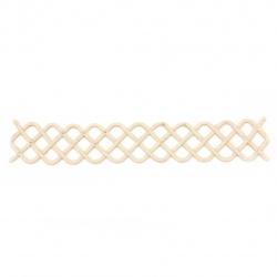 Element pentru decorarea rețelei panglică decorativa 150x25 mm -1 bucăți