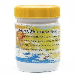 Decoupage paste for templates LORCA white 300 grams