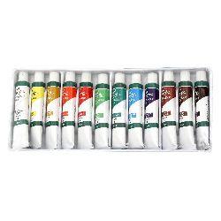 Σετ χρώματα λαδιού Mont Marte 12 χρώματα x 12ml