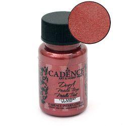 CADENCE DORA Ακρυλικό μεταλλικό χρώμα 50 ml. - WINE 175