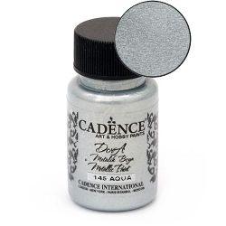 CADENCE DORA Ακρυλικό μεταλλικό χρώμα 50 ml. - AQUA 145