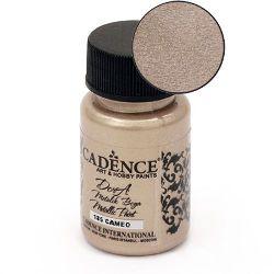 CADENCE DORA Ακρυλικό μεταλλικό χρώμα 50 ml. - CAMEO 185