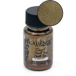 CADENCE DORA Ακρυλικό μεταλλικό χρώμα 50 ml. - ARAGONIT 124