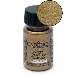 Acrylic Paint Metallic Effect CADENCE DORA 50 ml. - ANKERIT GOLD 126