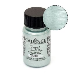 Акрилна боя металик CADENCE DORA 50 мл. - JADE 163
