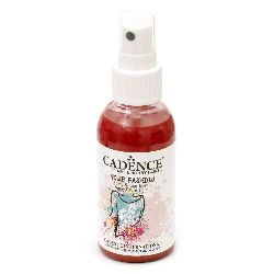 Fabric Spray Paint CADENCE 100 ml. - CRIMSON 1106