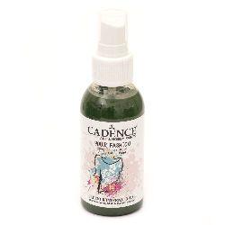 Fabric Spray Paint CADENCE 100 ml. - LEAF GREEN 1113