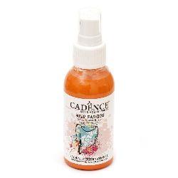 Σπρέι βαφής υφάσματος CADENCE 100 ml. - ORANGE 1105