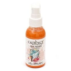 Fabric Spray Paint CADENCE 100 ml. - ORANGE 1105