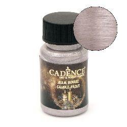 Vopsea pentru  lumânări CADENCE 50 ml. - LILAC ANTIC 2149