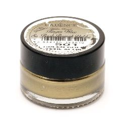 Antique paste CADENCE 20 ml. - GREEN GOLD 901