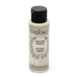Pudra antic CADENCE 70 ml. -CREAM 701